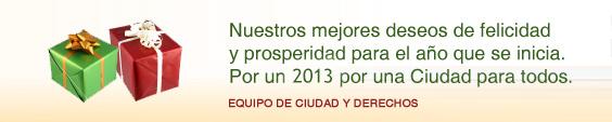 Saludo 2013